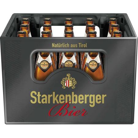 Starkenberger Bier Märzen Kiste 20x 0,5 Liter Mehrweg-Flasche