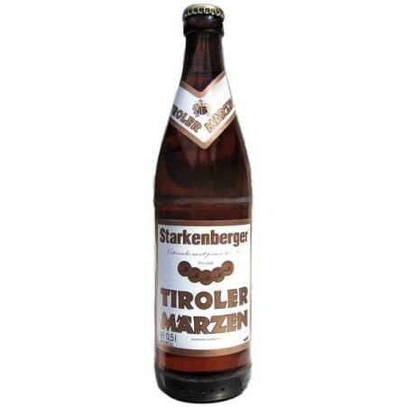 Starkenberger Bier Tiroler Märzen 0,5 Liter Einweg-Flasche