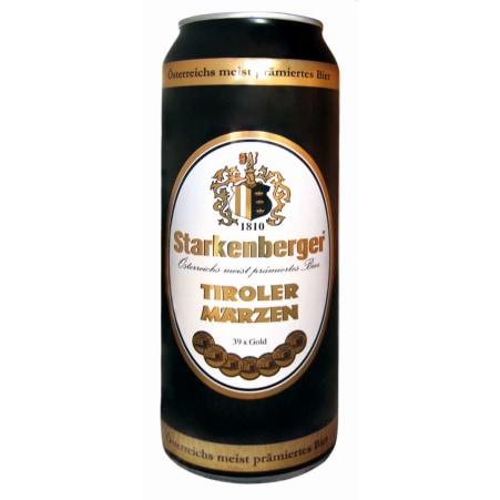 Starkenberger Bier Tiroler Märzen 0,5 Liter Dose
