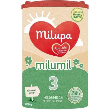 Milupa Milumil 3 Folgemilch ab 10. Monat