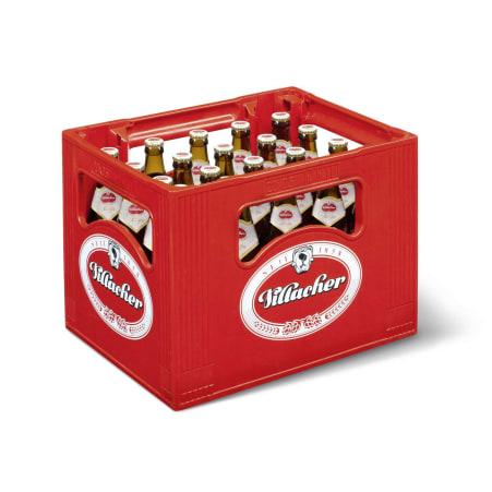 Villacher Märzen Kiste 20x 0,5 Liter Mehrweg-Flasche