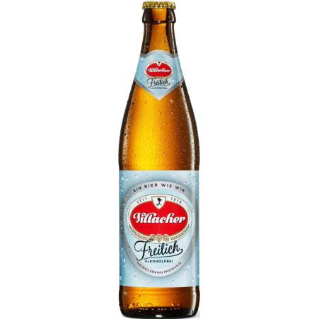 Villacher Alkoholfrei 0,5 Liter Mehrweg-Flasche