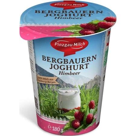 Pinzgau Milch Bergbauern Joghurt Himbeere