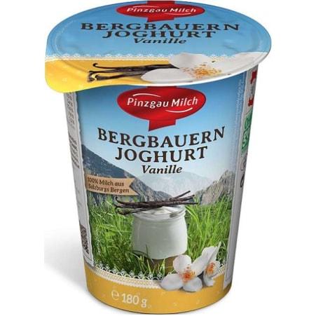 Pinzgau Milch Bergbauern Joghurt Vanille