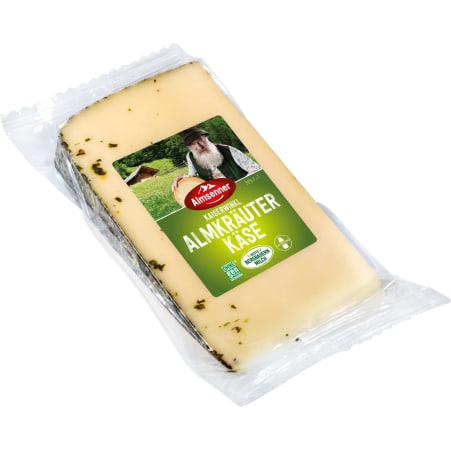 Pinzgau Milch Kaiserwinkl Almkräuterkäse 50%