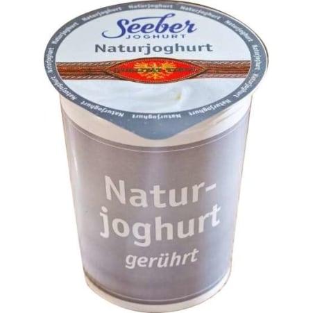 Seeber-Joghurt Naturjoghurt gerührt