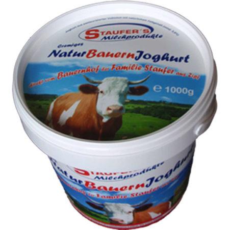 Staufer's Milchprodukte Bauern Joghurt Natur