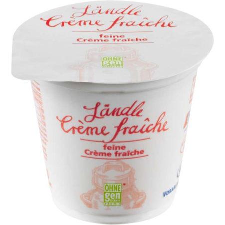 Vorarlberg Milch Ländle Creme Fraiche