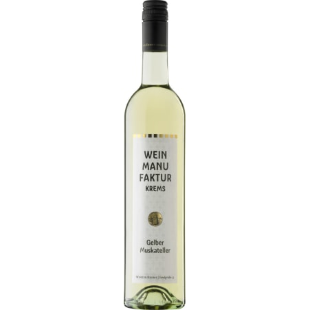 Weinmanufaktur Krems Gelber Muskateller