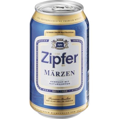ZIPFER BIER Märzen 0,33 Liter Dose