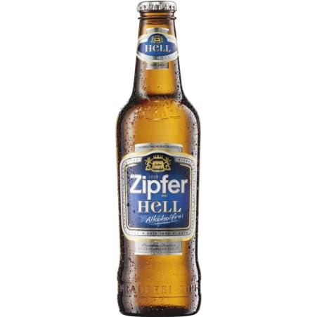 ZIPFER BIER Hell alkoholfrei