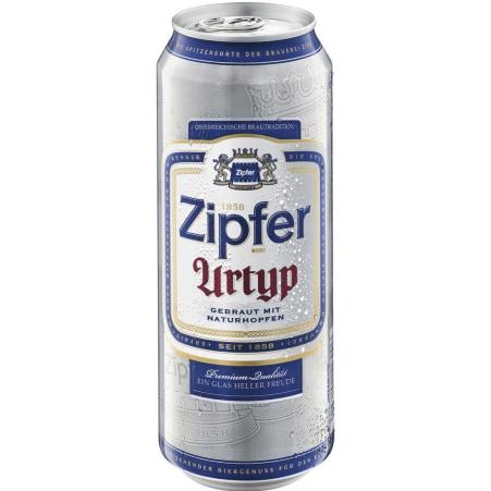 ZIPFER BIER Urtyp 0,5 Liter Dose