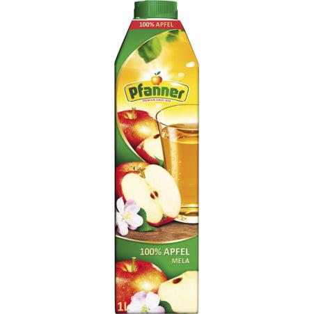Pfanner Apfel 100% 1,0 Liter