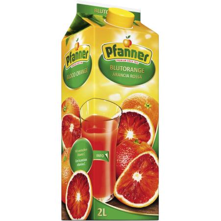Pfanner Blutorange 2,0 Liter