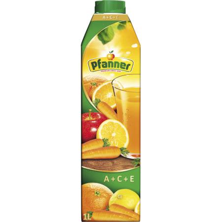 Pfanner Mehrfrucht ACE 1,0 Liter