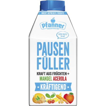 Pfanner Pausenfüller 0,5 Liter