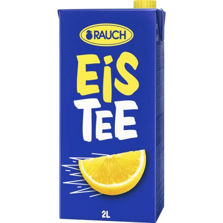 Rauch Eistee Zitrone 2,0 Liter