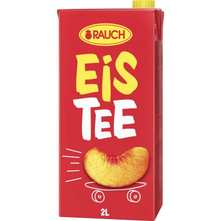 Rauch Eistee Pfirsich 2,0 Liter