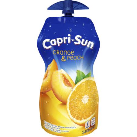 Capri-Sun Orange-Peach 0,33 Liter