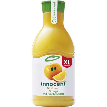 innocent Orangensaft mit Fruchtfleisch 1,35 Liter
