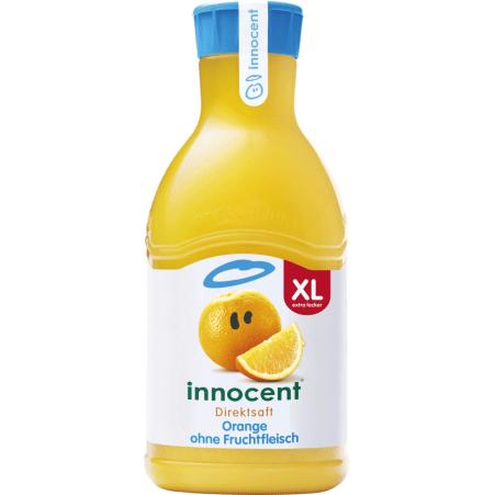 innocent Orangensaft ohne Fruchtfleisch 1,35 Liter