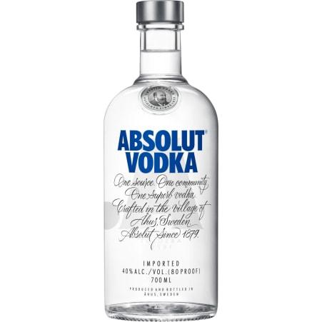 ABSOLUT Vodka 40% 0,7 Liter