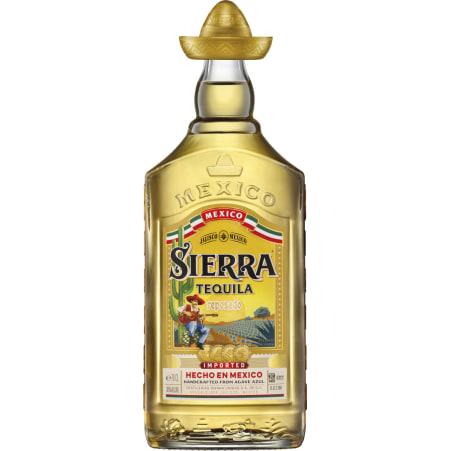 SIERRA Tequila Reposado 38 %