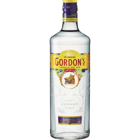 Gordons London Dry Gin 37,5%