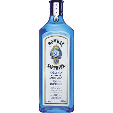 BOMBAY Sapphire Gin 40%