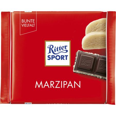 RITTER SPORT Schokolade Bunte Vielfalt Marzipan