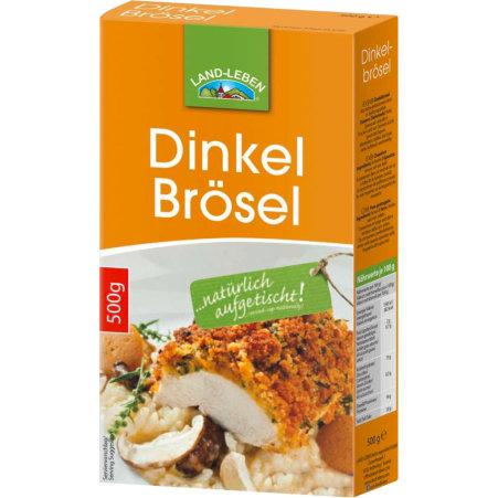 LAND-LEBEN Nahrungsmittel GmbH Dinkelbrösel
