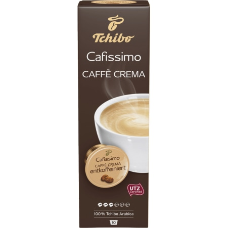 TCHIBO Cafissimo Caffé Crema entkoffeiniert