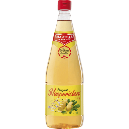 MAUTNER MARKHOF Essig Hesperiden 1,0 Liter