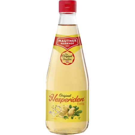 MAUTNER MARKHOF Essig Hesperiden 0,5 Liter
