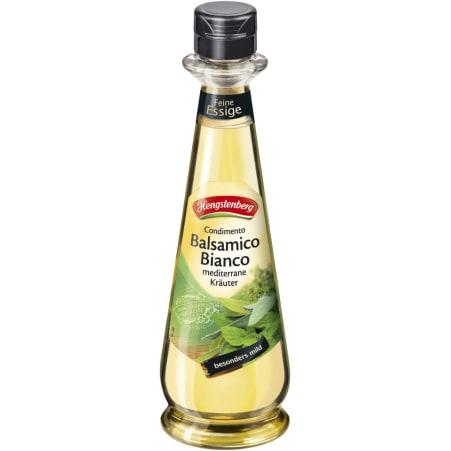 HENGSTENBERG Balsamico Bianco mediterrane Kräuter
