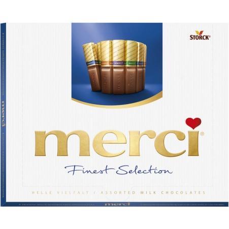 merci Vielfalt Merci Finest Selection Helle