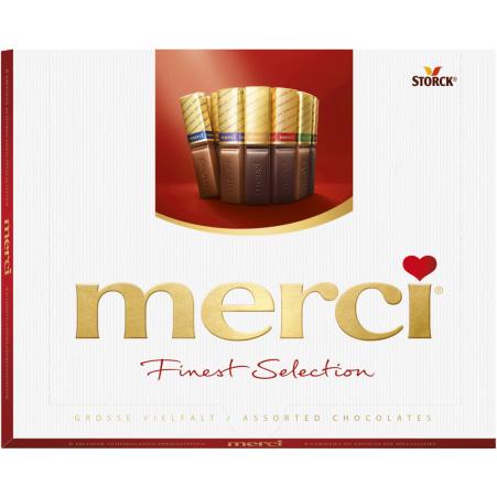 merci Vielfalt Merci Finest Selection rot 250 gr
