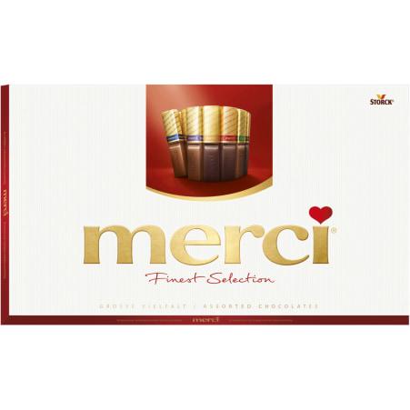 merci Vielfalt Merci Finest Selection rot 400 gr