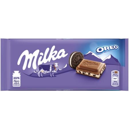 MILKA Schokolade Oreo