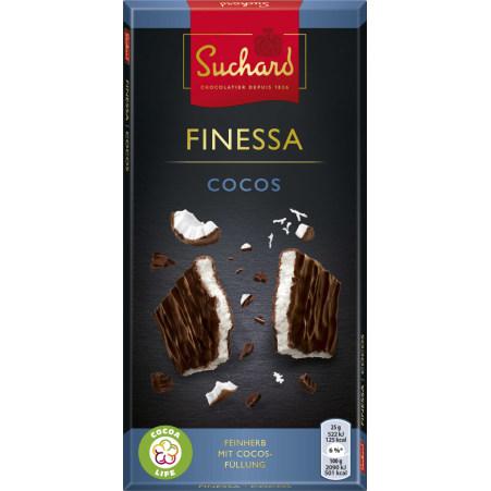 SUCHARD Schokolade Finessa Cocos