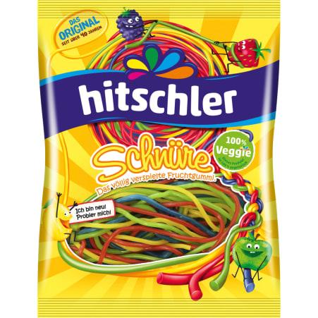 hitschies Fruchtgummi Bunte Schnüre