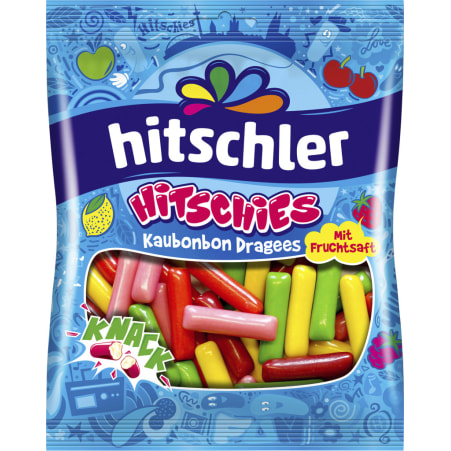 hitschies Hitschies Kaubonbon Dragees