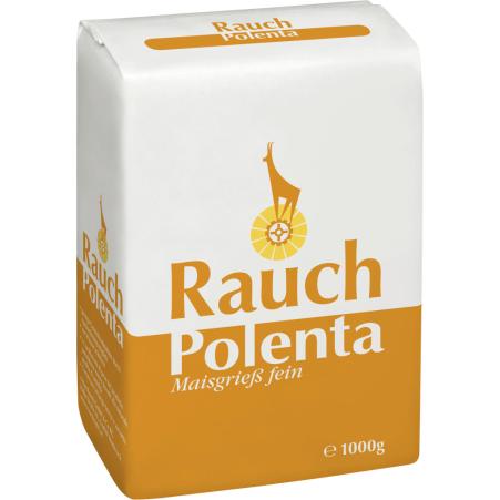 Rauch Mehl Polenta Maisgrieß fein