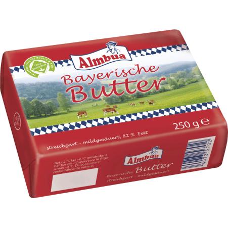 Almbua Bayerische Butter