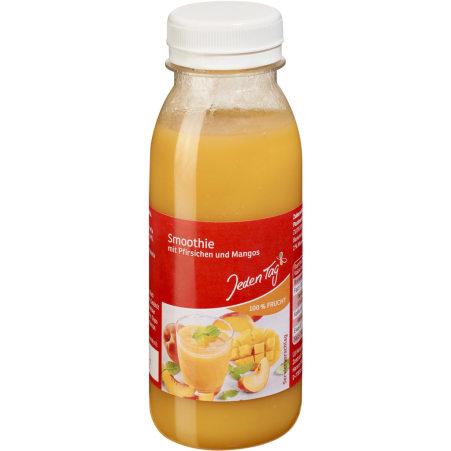 Jeden Tag Smoothie Pfirsich-Mango