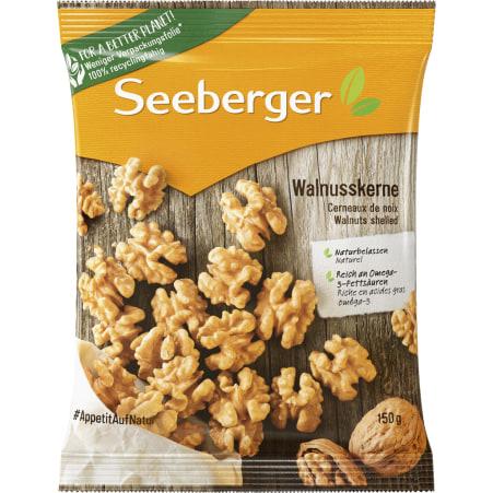 Seeberger Walnusskerne 150 gr