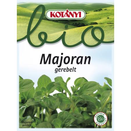 Kotányi Bio Majoran gerebelt