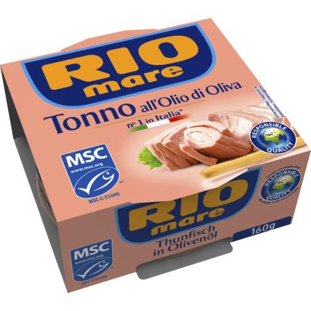 Rio Mare Thunfisch in Olivenöl MSC