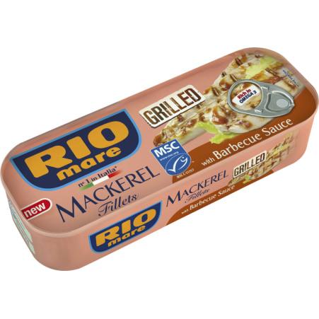 Rio Mare Gegrillte Makrelen Barbecue