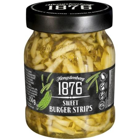 Hengstenberg Sweet Burger Stripes